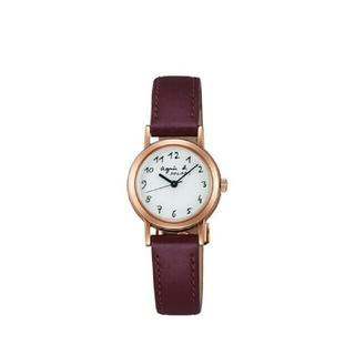 アニエスベー(agnes b.)の8/1までhiiibi様専用(腕時計)