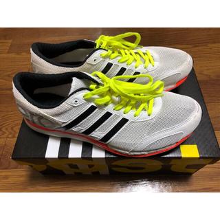 アディダス(adidas)の【美品】アディゼロ 匠 戦 ブースト 25.5cm(その他)