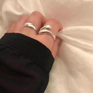 シルバー925 twist ring (リング(指輪))