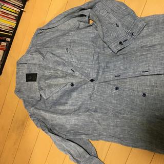 カスタムカルチャー(CUSTOM CULTURE)のカスタムカルチャー  薄手 シャツジャケット シャツ ジャケット(シャツ)