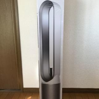 ダイソン(Dyson)のダイソン 空気清浄機能付 タワーファン PureCool Link TP02WS(扇風機)