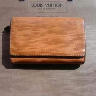 ルイヴィトン(LOUIS VUITTON)の【ごっつ様専用】LV エピ L字ファスナー(財布)