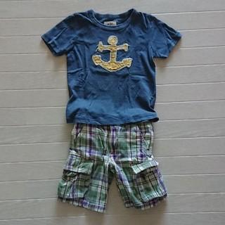 ボーデン(Boden)の【ななこ様専用】mini Boden 2点とGAPパンツ2枚セット(Tシャツ/カットソー)