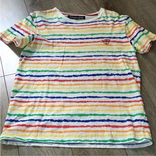 アンリミテッドスィフル(UNLIMITEDSIFR)のボーダーTシャツ☆マリン(Tシャツ/カットソー(半袖/袖なし))