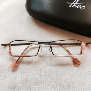 アランミクリ(alanmikli)のtheo helado.es テオ 正規 美品 メガネ(サングラス/メガネ)
