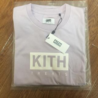 KITH treats ボックスロゴ Tシャツ (Tシャツ/カットソー(半袖/袖なし))