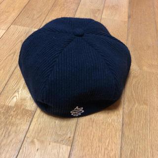 アールディーズ(aldies)のALDIES ベレー帽(ハンチング/ベレー帽)