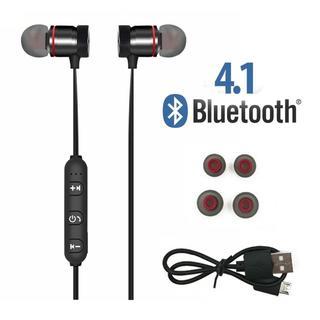 マグネット式Bluetoothスポーツイヤフォン(ヘッドフォン/イヤフォン)