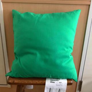 イケア(IKEA)の新品 IKEA クッション 圧着袋付き(クッション)