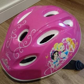 ディズニー(Disney)のヘルメット キッズ プリンセス(自転車)