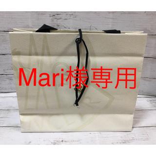 モンクレール(MONCLER)のモンクレール ショップ紙袋(ショップ袋)