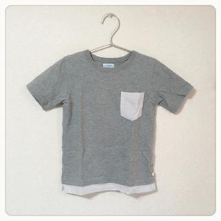 ポニーゴーラウンド(PONY GO ROUND)の▽PONY GO ROUND 重ね着風Tシャツ▽(Tシャツ/カットソー)