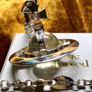 ヴィヴィアンウエストウッド(Vivienne Westwood)のスモールオーブネックレスとキーリングセット(ネックレス)