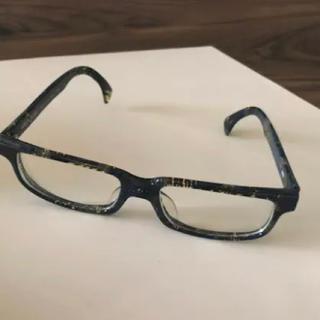 アランミクリ(alanmikli)のデッドストック  レアalain mikli  メガネ(サングラス/メガネ)