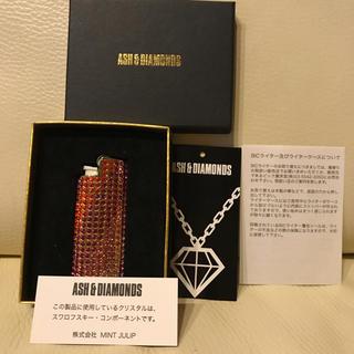 アッシュアンドダイアモンド(ASH&DIAMONDS)のASH&DIAMONDS のクリスタルライター(その他)