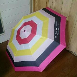 マークジェイコブス(MARC JACOBS)のMarc Jacobs fragrance ノベルティ 折りたたみ傘(ノベルティグッズ)