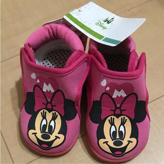 ディズニー(Disney)の新品 ベビー靴13 ディズニー ミニー(スニーカー)