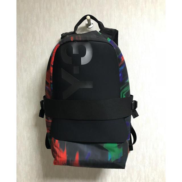 a6a39b30bf07 Y-3 - Y-3 QUSA Backpack バックパック リュック マルチカラーの通販 by ...
