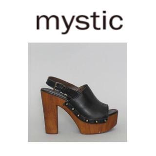 ミスティック(mystic)のmystic サボ(サンダル)