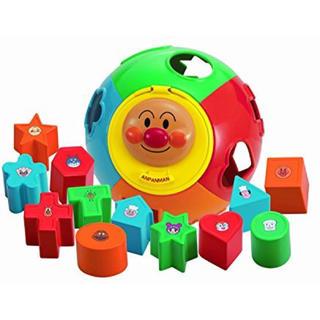 ジョイパレット(ジョイパレット)のアンパンマン まるまるパズル(知育玩具)