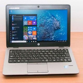 ヒューレットパッカード(HP)のHP EliteBook 820 モバイル 美品 SSD Office付 HP(ノートPC)
