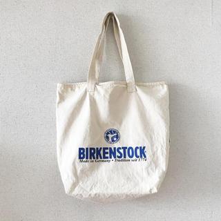 ビルケンシュトック(BIRKENSTOCK)のBIRKENSTOCK エコバッグ トートバッグ(エコバッグ)
