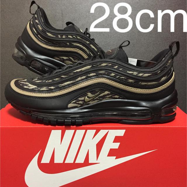 Rabat Pris nike air max 97 black and white nike sko p udsalg