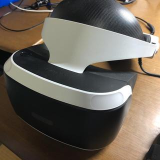 プレイステーションヴィーアール(PlayStation VR)のPSVR PSCamera同梱版(CUHJ-16003)(家庭用ゲーム機本体)