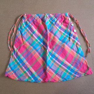 ポニーゴーラウンド(PONY GO ROUND)のスカート(PONY GO ROUND) M(120cm位) 送料込み(スカート)