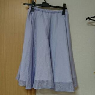 グラスライン(Glass Line)のグラスライン スカート(ひざ丈スカート)