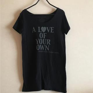 ミスティウーマン(mysty woman)のビッグT(Tシャツ(半袖/袖なし))