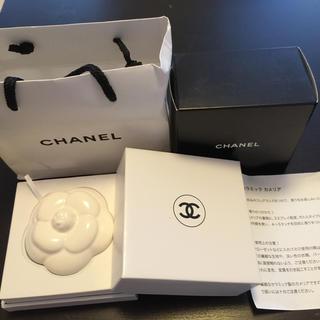 シャネル(CHANEL)のシャネル セラミック カメリア(置物)