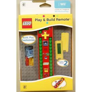 ウィー(Wii)のLEGO レゴ公式 Wiiリモコン コントローラー(家庭用ゲーム本体)