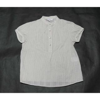 マリクレール(Marie Claire)のマリクレール  半袖シャツ / ブラウス 9R ベージュ(シャツ/ブラウス(半袖/袖なし))