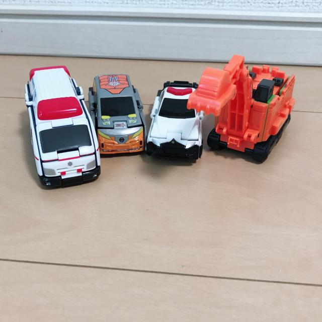 BANDAI(バンダイ)のmoen様専用 エンタメ/ホビーのおもちゃ/ぬいぐるみ(ミニカー)の商品写真