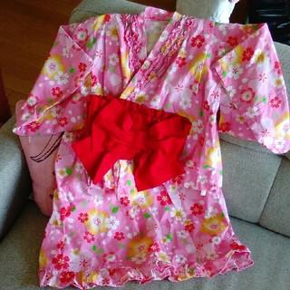 ベルメゾン(ベルメゾン)の浴衣 ワンピース(甚平/浴衣)