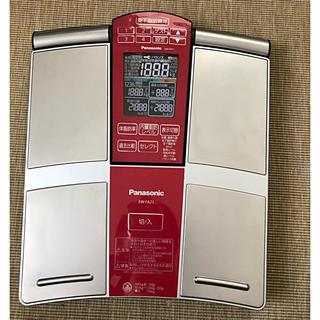 パナソニック(Panasonic)のパナソニック 体組織 バランス計 中古品 動作確認済(体重計/体脂肪計)