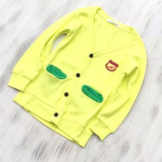 韓国子供服 カーディガン A011(カーディガン)