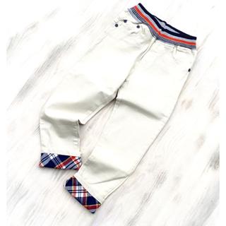 韓国子供服 きれいめパンツ E000033(パンツ/スパッツ)