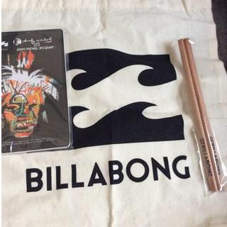 ビラボン(billabong)のビラボン 鉛筆ノートセット(ノート/メモ帳/ふせん)