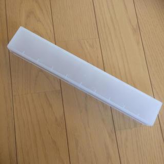 ムジルシリョウヒン(MUJI (無印良品))の無印良品 ラップケース 美品(収納/キッチン雑貨)