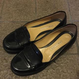 ペリーコ(PELLICO)の【PELLICO】ローファー 23cm 本革 裏張済(ローファー/革靴)