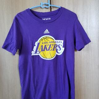アディダス(adidas)のadidas jr.M レイカーズ Tシャツ(バスケットボール)
