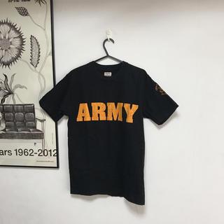 ダブルワークス(DUBBLE WORKS)のウエアハウス ARMY Tシャツ(Tシャツ/カットソー(半袖/袖なし))