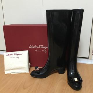 サルヴァトーレフェラガモ(Salvatore Ferragamo)のtomo様専用(レインブーツ/長靴)