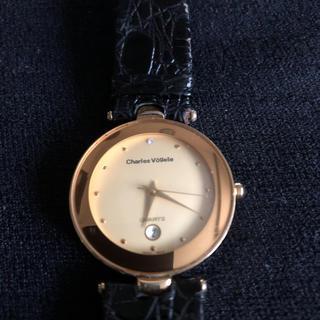 シャルルホーゲル(Charles Vogele)のCharles Vogeleの時計(腕時計(アナログ))
