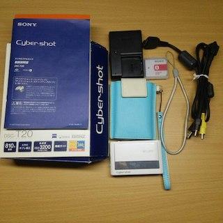 ソニー(SONY)のSONY ソニー サイバーショット DSC-T20 デジカメ デジタルカメラ(その他)