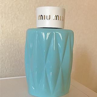 ミュウミュウ(miumiu)のmiumiu ボディーローション(ボディローション/ミルク)