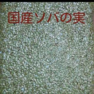 真空パック国産そばの実1 kg(米/穀物)