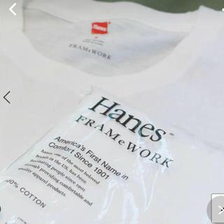 フレームワーク(FRAMeWORK)のフレームワーク ヘインズ パックT 2枚セット(Tシャツ/カットソー(半袖/袖なし))